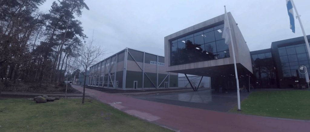 Ruskahal, Nationaal Sportcentrum Papendal